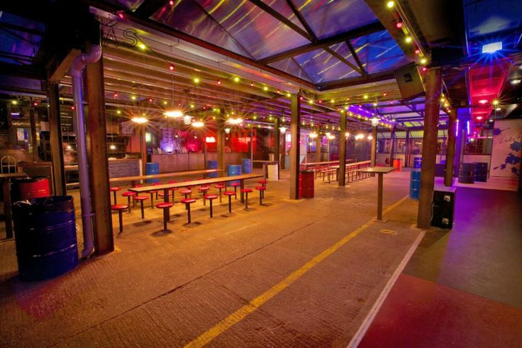 Inspiring venues in London: Dinerama http://blog.canvas-events.co.uk/great-friday-night-out-venues-in-london/