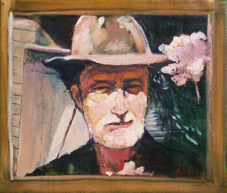 Adolfo Couve pintor Chileno