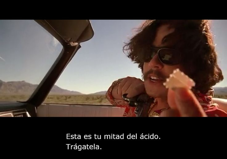 Fear and Loathing in Las Vegas Terry Gilliam 1998