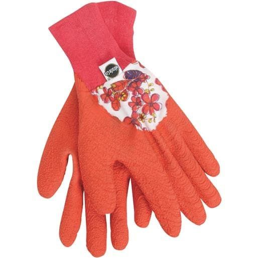 West Chester Lady Latex Dip Glove M/L MG20800/WML Unit: Pair, White shell