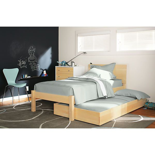1000 Ideas About Trundle Bed Frame On Pinterest Pop Up