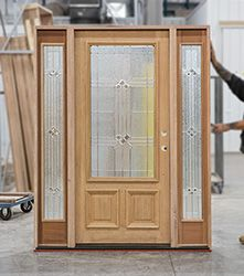 Clearance Exterior Doors With Sidelights Exterior Doors Entry