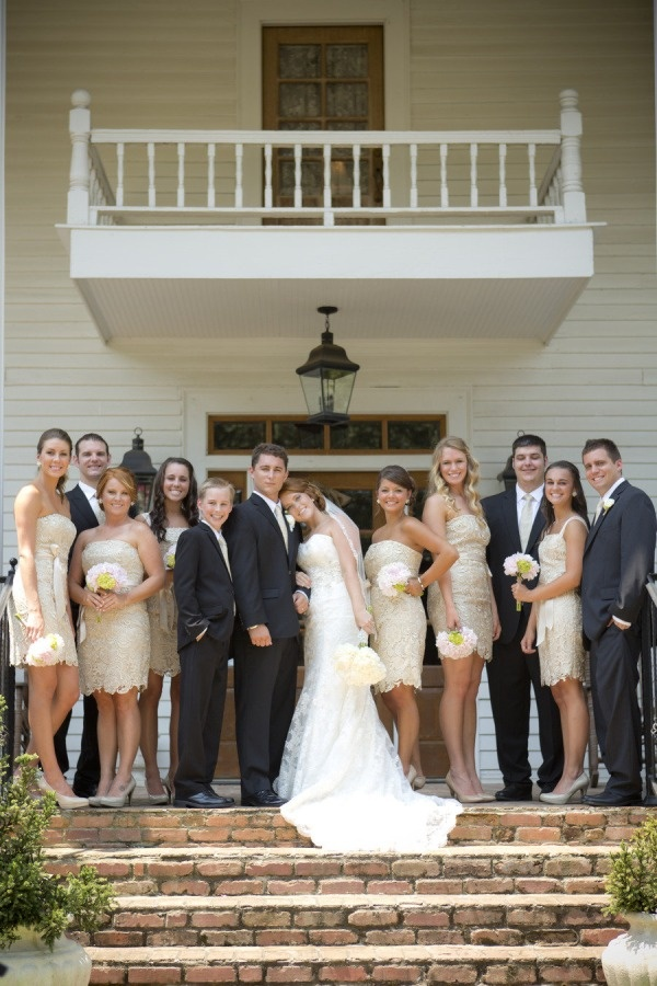 intimate wedding packages atlantga%0A Auburn Wedding at Carl House from Liz Yeakle Photography