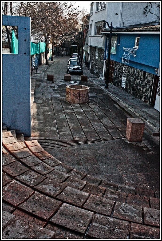 Barrio Bellavista, Santiago.