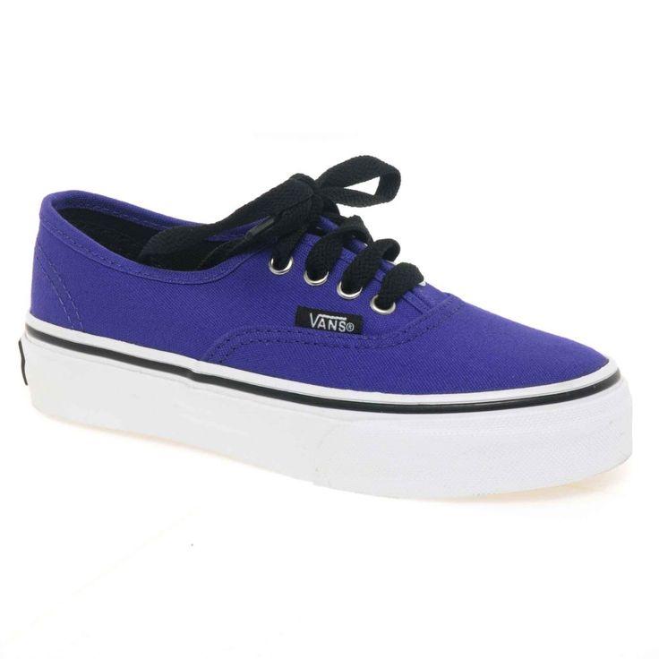 vans shoes for girls. black vans shoes for girls | \u203a authentic canvas junior purple