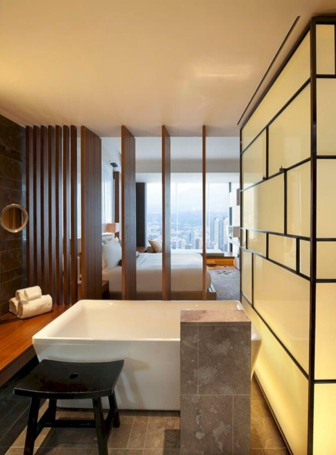 Hotel Room Inspiration: 48 Luxury Hotel Guest Room Design Ideas
