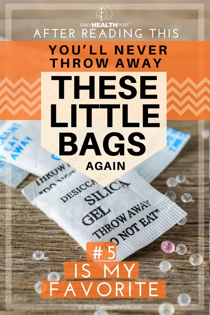 Have you ever wondered what those little packets in your shoes boxes really do?