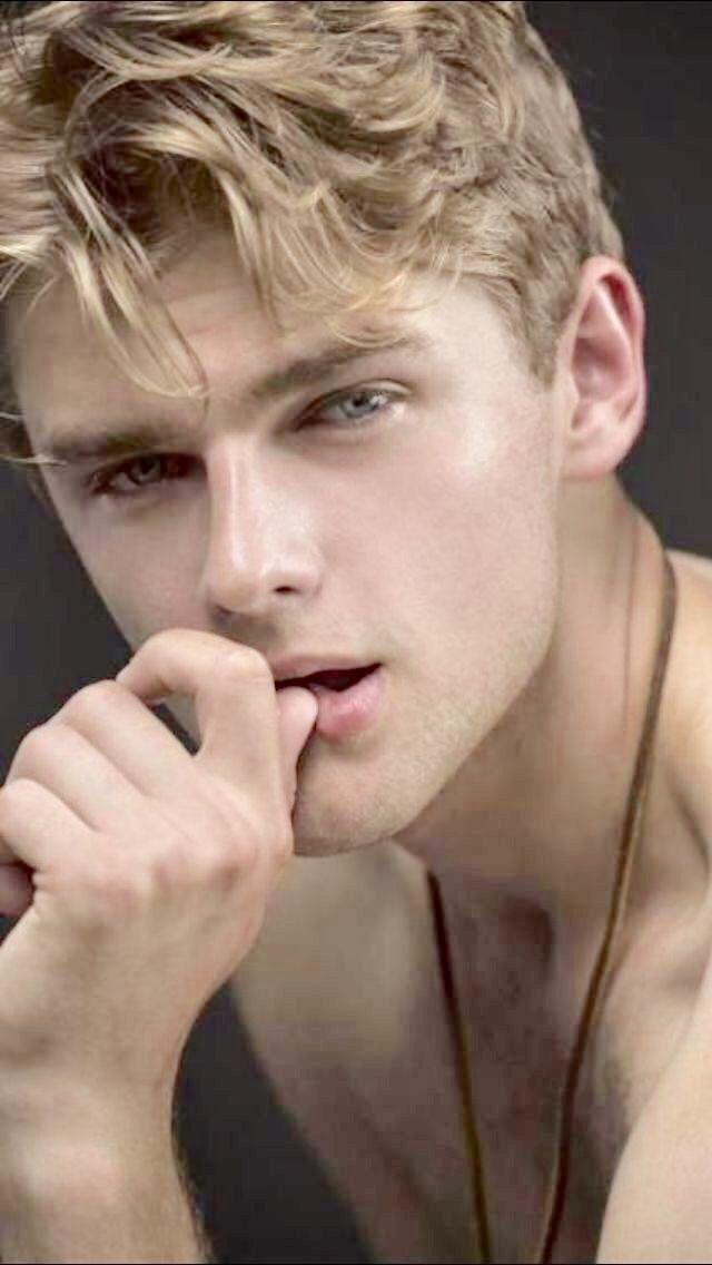 Beautiful Boys By Wanda Lee Blonde Guys Beautiful Men Faces