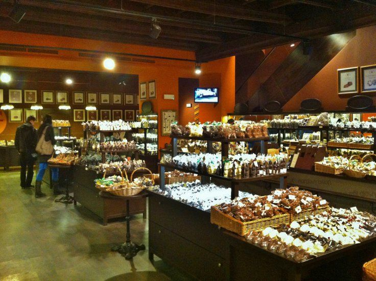 Cracow Chocolate Factory  - Destination City Guides By In Your Pocket