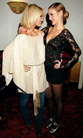 Jessica and Ashley