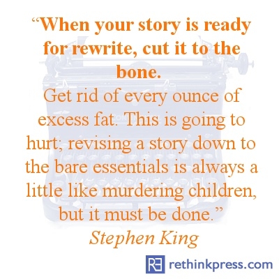 Stephen king on writing summary sparknotes