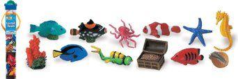 Amazon.com: Safari Ltd Coral Reef Toob: Toys & Games
