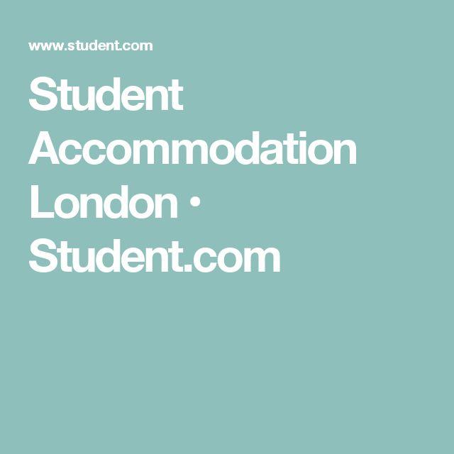 Student Accommodation London • Student.com