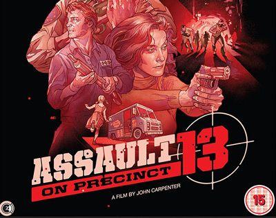 Assault on Precinct 13 Blu-ray Review (1976) Action, Thriller. Directed by John Carpenter, Starring Austin Stoker, Darwin Joston, Tony Burton, Laurie Zimmer