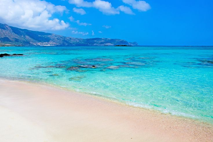 #Sandy #Beach #Chania #Elafonisi #Crete #Greece  Photo on discovergreece