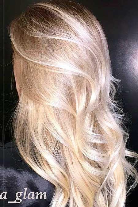 60 blonde Haarfarbe Ideen für jede Länge