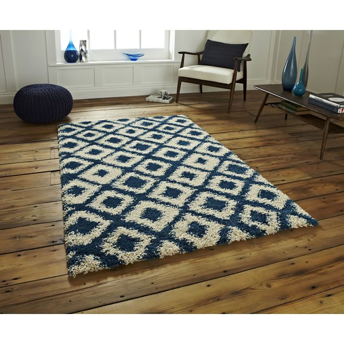 For High Quality Rugs At Great Prices The Royal Nomadic 5456 Modern Rug Blue Beige A Price And Get Free Fast Delivery