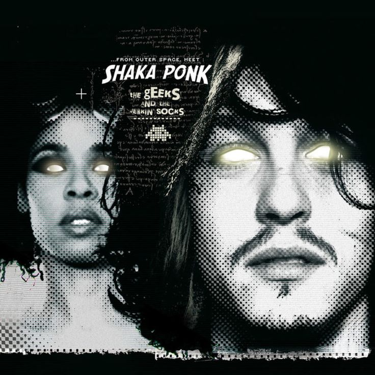 Let's Bang by Shaka Ponk - The Geeks And The Jerkin' Socks