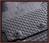 All Weather Floor Mats, Black at Sparks Toyota-Scion, Myrtle Beach, SC