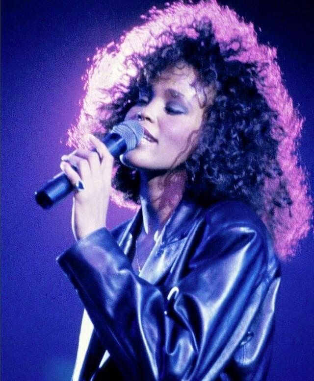 Beautiful Whitney Houston Nippy
