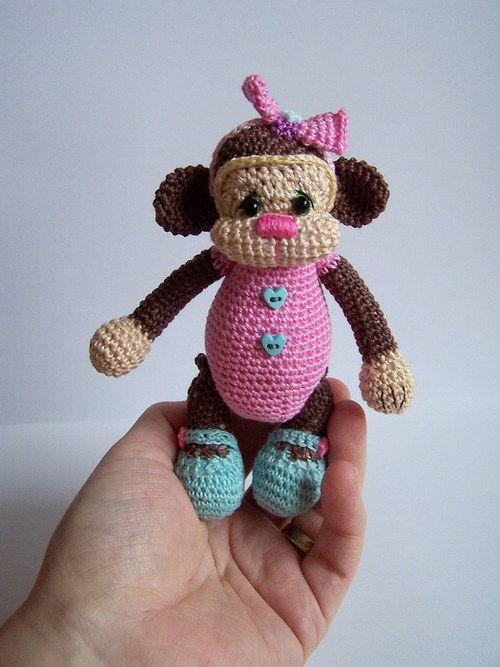 327 besten Ape Bilder auf Pinterest   Affen, Affe häkeln und ...