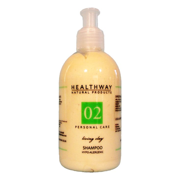 Healthway Shampoo (250ml) - http://www.liferetreat.co.za/shop/haircare/healthway-shampoo-250ml/ Healthway's All-natural shampoo is made with living clay, jojoba oil and magnesium, and is perfect for dry scalp, eczema and even psoriasis. Life Retreat | South Africa