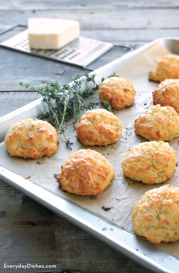Our Asiago cheese scones recipe is so easy to make and diversely enjoyed, they can be prepared as a snack, appetizer or side dish!