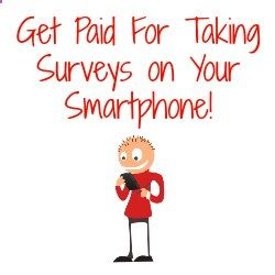 Get Paid For Surveys On Your Smartphone! Heres a list of several different survey panel apps you can download.