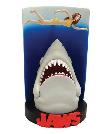 Look what I found on #zulily! JAWS Swimmer Poster Premium Motion Décor #zulilyfinds