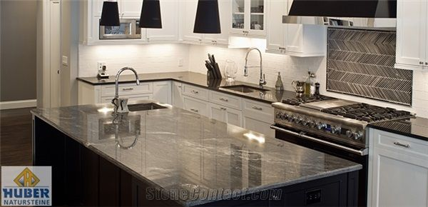 Virginia Mist Granite Virginia Black Granite Countertop