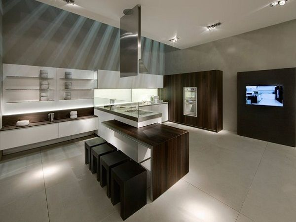 Italienische Küche, Eiche Küchen, Moderne Küchen, Moderne Küchen, Küche  Designs, Küche Ideen, Komfort, Insel, Zuhause