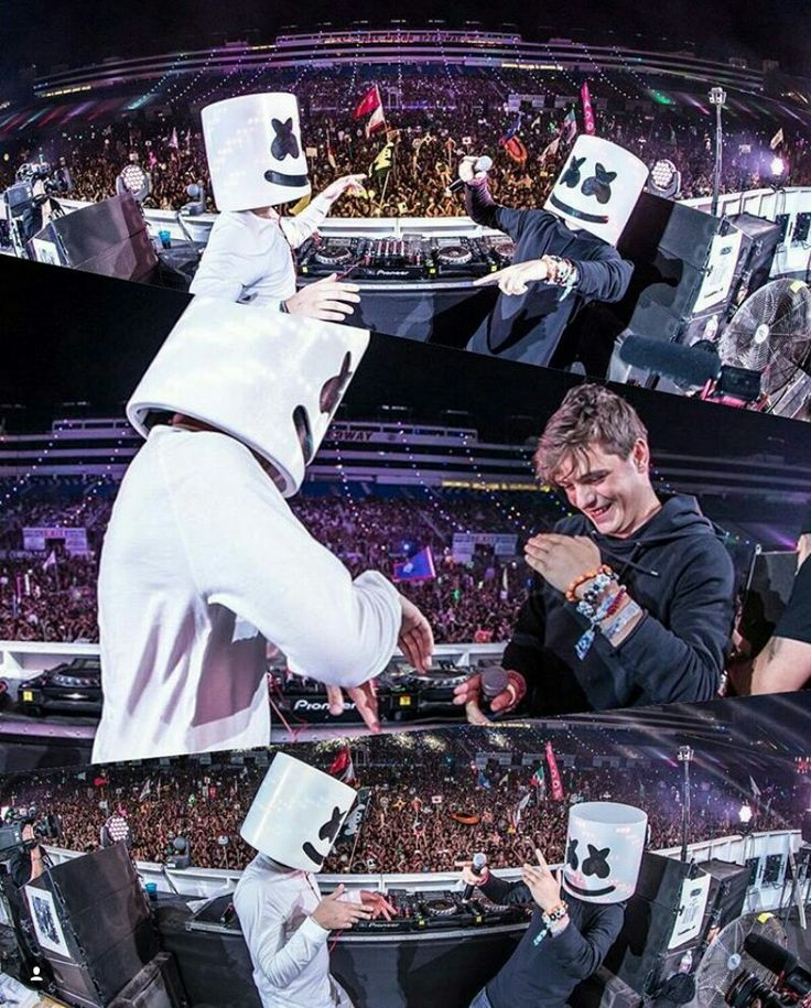 Martin Garrix and Marshmellow = Perfect combination ❤