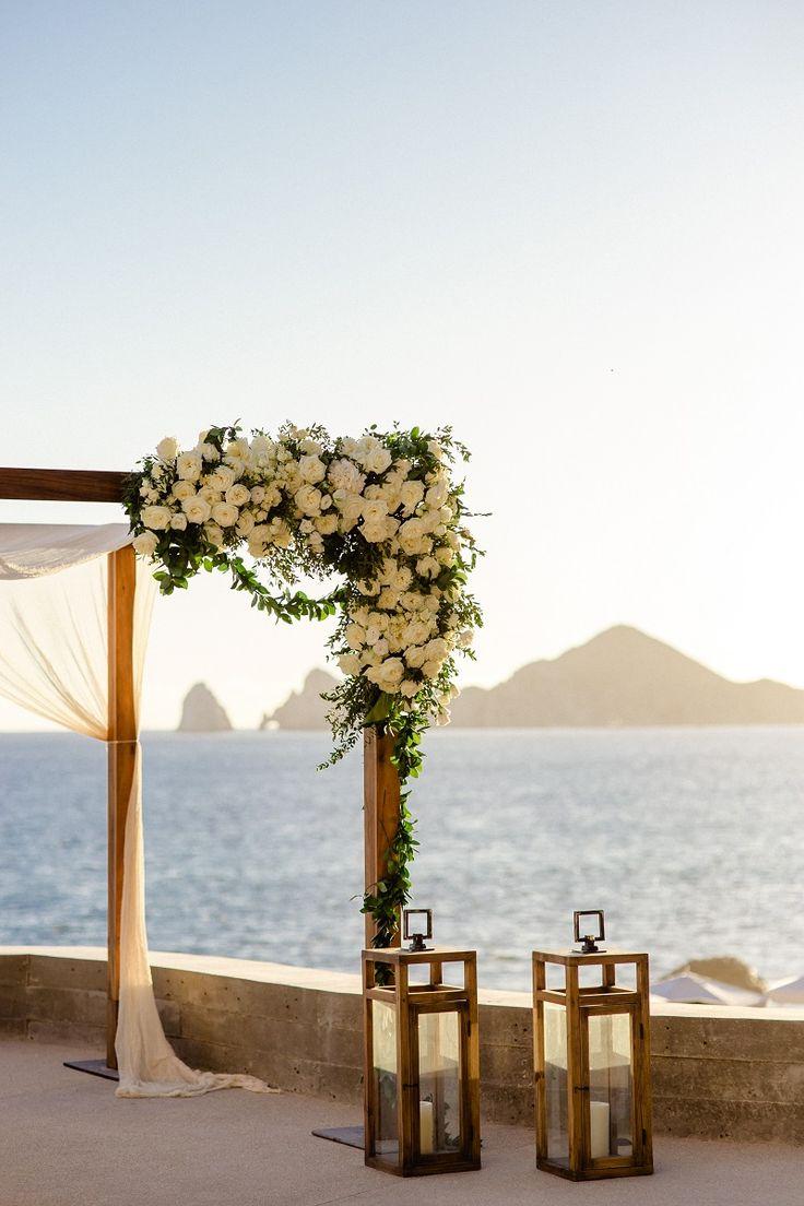 Beautiful destination wedding inspiration in cabo san for Cabo san lucas wedding photographer