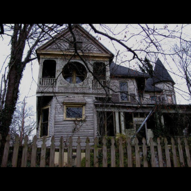 Spooky Places that need Love!!