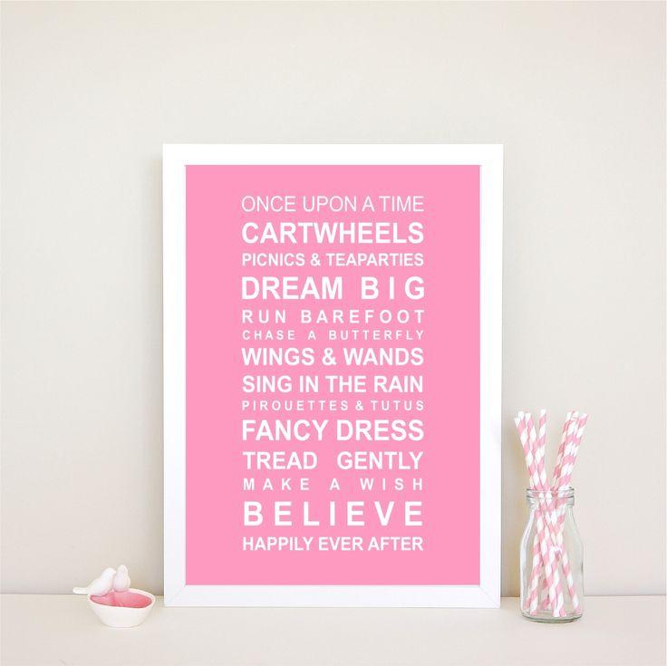 A little princess print. Shop now at www.hardtofind.com.au
