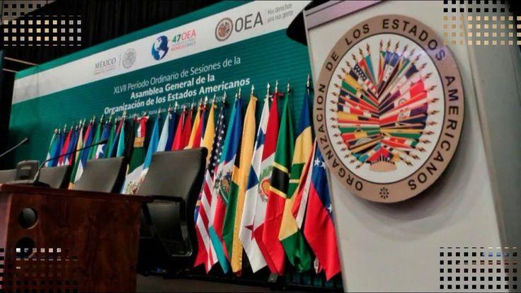OEA activa Carta democratica contra Nicolas Maduro