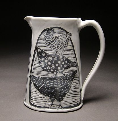 591 Best Images About Ceramics Sgraffito On Pinterest