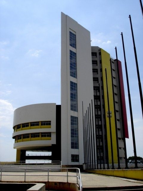 Nuevo Rectorado de la Universidad del Zulia, Venezuela by frieda: In Venezuela, Of Venezuela, Universidades En, Venezuela Mi, Arquitectura Venezuela, Beautiful Venezuela, University, My Venezuela