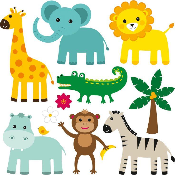 Duvar Stickerı - Safari #duvarsticker #dekorasyon #dekoratif #çocukodası #wallsticker #sticker #kidsroom #roomdecoration #walldecoration #duvardekorasyonu