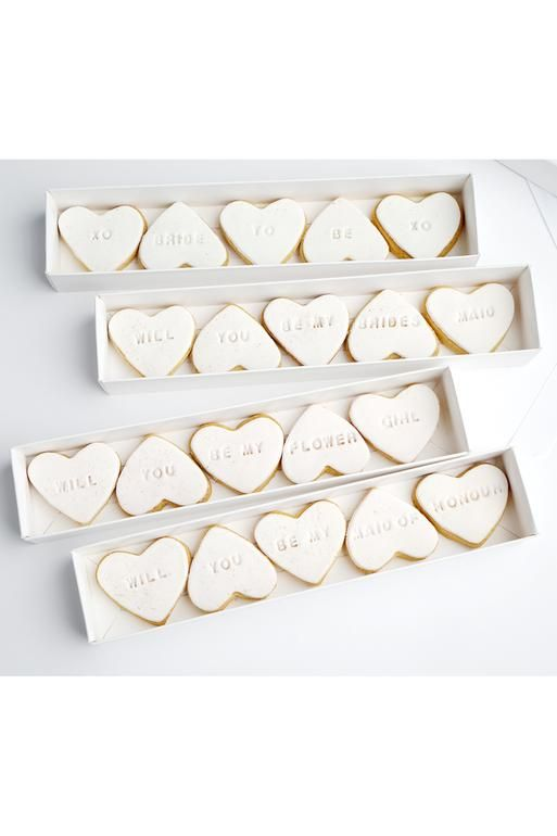 Cookie Proposal Box