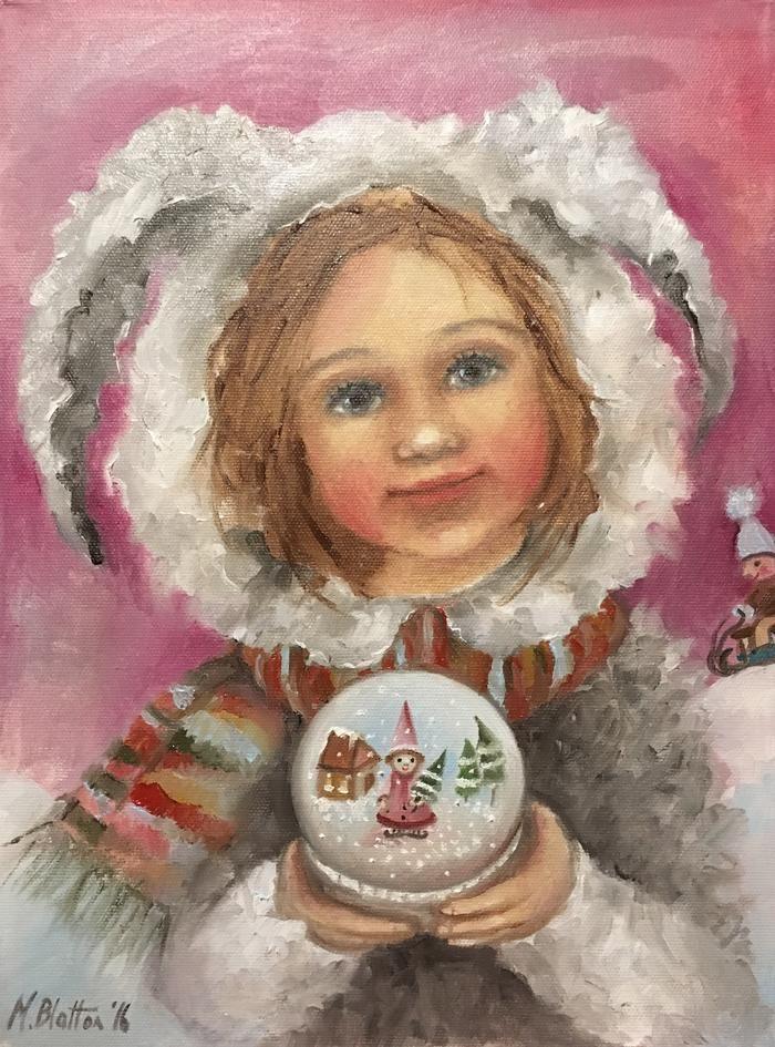 "BLATTON - ""GIRL"" #fineart #oilpainting #oilpaintingoncanvas #artist #artists #painter #painters #painting #paintings #oilpaintings #oiloncanvas #artwork #figurativeart #portrait #contemporaryart #modernart #dailypainting #Blatton #MonicaBlatton"