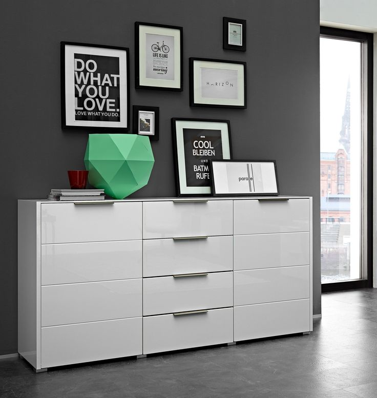 25 best ideas about sideboard weiss hochglanz on pinterest vitrine wei hochglanz couchtisch. Black Bedroom Furniture Sets. Home Design Ideas