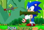 Sonic Kaboom: Juego donde tienes que ayudar a Sonic a disparar un misil y dirigirlo al enemigo, cuidado con los obstáculos y se rapido para este juego http://www.ispajuegos.com/jugar4309-Sonic-Kaboom.html