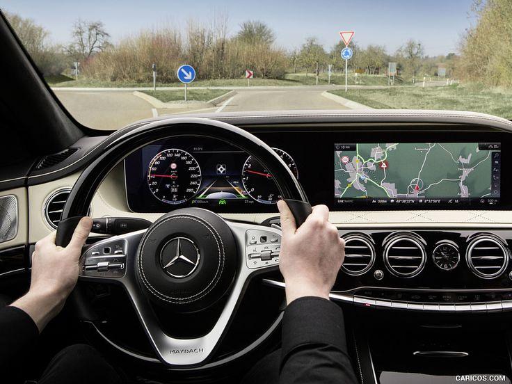 2018 Mercedes-Benz S-Class Wallpaper