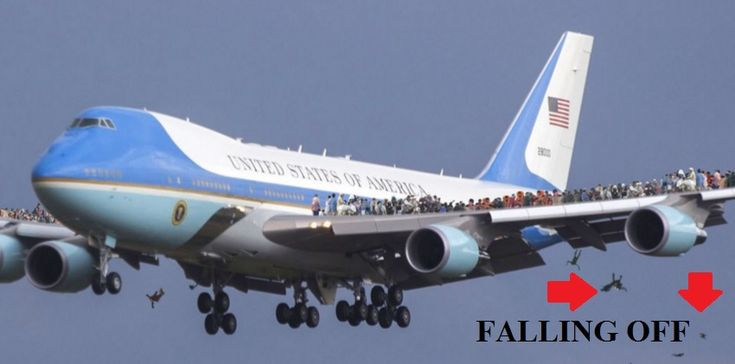 Did Cuban Refugees Sneak into the US Onboard Air Force One? What, Are You Insane? - View from the Wing