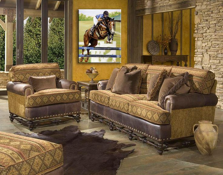 1000 Ideas About Western Living Rooms On Pinterest Western Furniture Sout