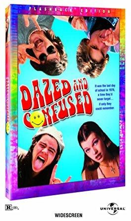 Jason London & Ben Affleck & Richard Linklater-Dazed & Confused