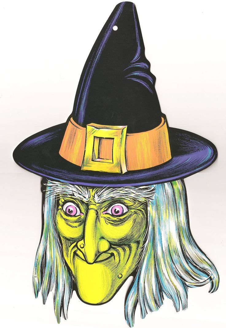 halloween witch cut out yahoo image search results - Halloween Witch Decoration