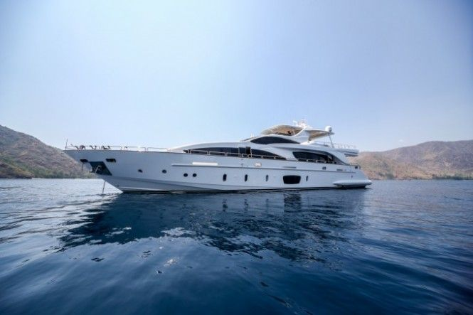 Explore the Philippines this summer aboard charter yacht ANTONIA II