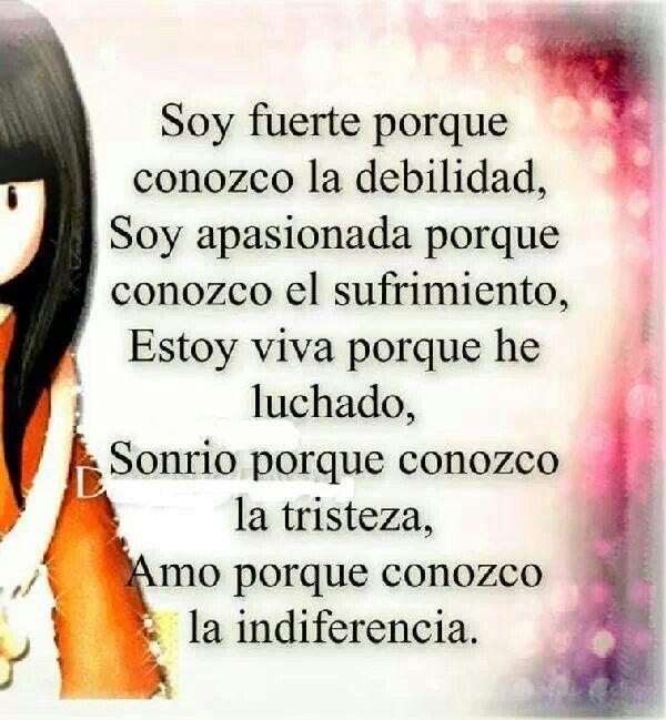 Fortaleza Mtc Pinterest Spanish Quotes Quotes Y Life Quotes